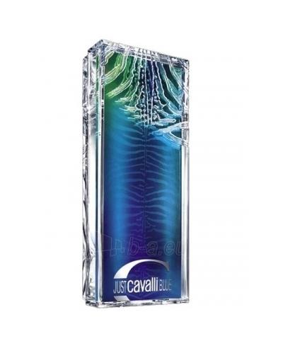 Roberto Cavalli Just Him Blue EDT for men 60ml (tester) Paveikslėlis 1 iš 1 250812000579
