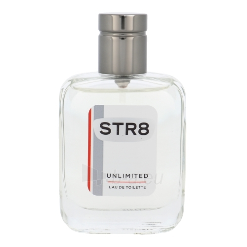Tualetes ūdens STR8 Unlimited EDT 50ml Paveikslėlis 1 iš 1 250812000755