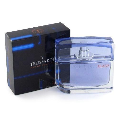 Tualetinis vanduo Trussardi Jeans EDT 75ml Paveikslėlis 1 iš 1 250811007071