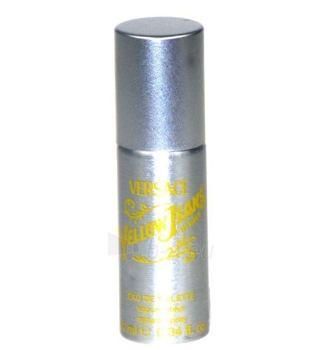 Tualetes ūdens Versace Jeans Yellow EDT 75ml (testeris) Paveikslėlis 1 iš 1 250811001406