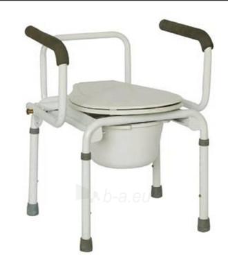 Tualeto kėdė Paveikslėlis 1 iš 1 250630800053