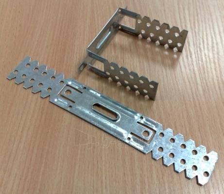Tvirtinimo elementas CD12 (60x75 mm) Paveikslėlis 1 iš 1 236217000074