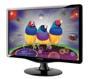 VIEWSONIC VA2232W-LED 22''W/DVI/5MS Paveikslėlis 1 iš 1 250251200460