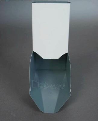 VYTROLMA stačiakampė apatinė alkūnė 60x80 mm cinkuota Paveikslėlis 1 iš 1 237520900178
