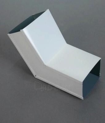 VYTROLMA stačiakampė pusalkūnė 60x80 mm cinkuota Paveikslėlis 1 iš 1 237520900176
