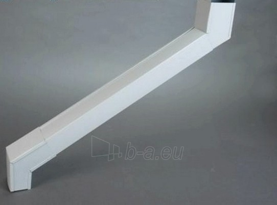 VYTROLMA stačiakampė viršutinė alkūnė 60x80 mm (50 cm) Paveikslėlis 1 iš 1 237520900166