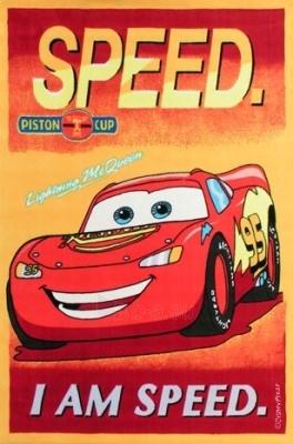 Vaikiškas kilimas CARS 11, 100x150 Paveikslėlis 1 iš 1 250497000019