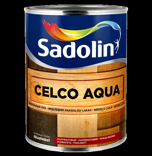 Vandeninis lakas CelcoAqua 10 matinis 2,5ltr. Paveikslėlis 1 iš 1 236590000156