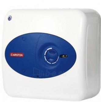 Vandens šildytuvas ARISTON TI SHAPE 10L, vertikalus, elektrinis, montuojamas virš kriauklės Paveikslėlis 1 iš 1 271410000125