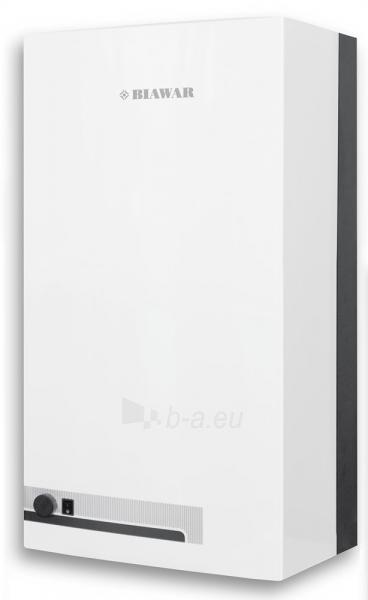 Vandens šildytuvas NIBE-BIAWAR QUATTRO OW-E150.7A 150L vertikalus, pakabinamas Paveikslėlis 1 iš 3 271420000160