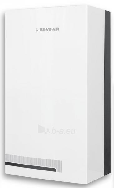 Vandens šildytuvas NIBE-BIAWAR QUATTRO W-E150.7A 150L vertikalus, be teno, pakabinamas Paveikslėlis 1 iš 2 271420000164