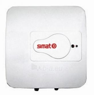 Vandens šildytuvas SIMAT 30L, montuojamas virš kriauklės, vertikalus Paveikslėlis 1 iš 1 271410000178