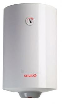Vandens šildytuvas SIMAT NTS 100L, horizontalus, elektrinis Paveikslėlis 1 iš 1 271410000179
