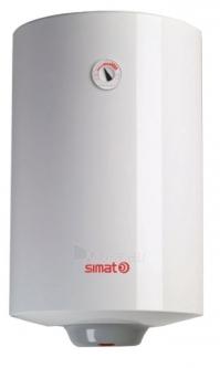 Vandens šildytuvas SIMAT NTS 80L, horizontalus, elektrinis Paveikslėlis 1 iš 1 271410000183