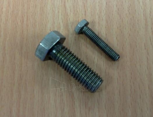 Varžtai DIN 933 5,8kl. 6x25 j. Paveikslėlis 1 iš 1 236161300005