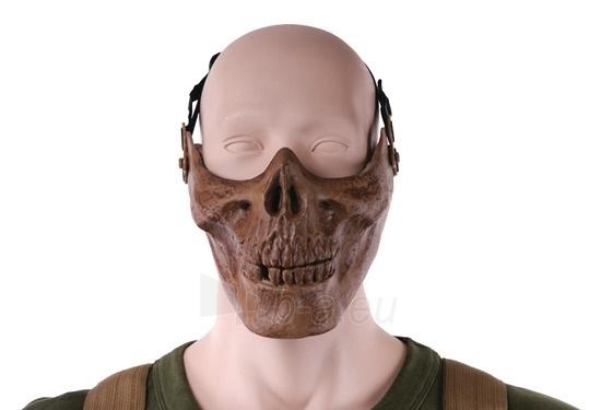 Veido kaukė apsauginė SKULL STYLE Paveikslėlis 1 iš 1 251580300007