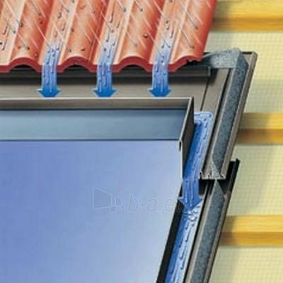 VELUX lango tarpinė banguotai stogo dangai EDW 2000 CK02 55x78 cm. Paveikslėlis 2 iš 2 237910000273