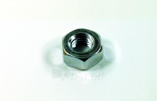 Veržlė DIN934 kl 8 M27-Zn Paveikslėlis 1 iš 1 236114000016