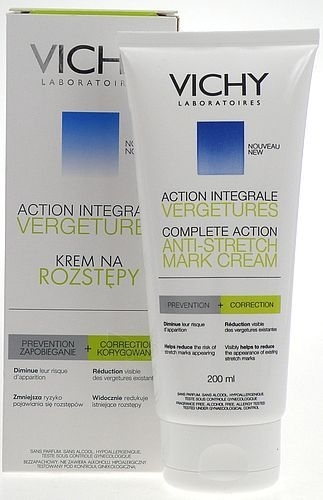 Vichy Anti Stretch Mark Cream Cosmetic 200ml Paveikslėlis 1 iš 1 250850100049