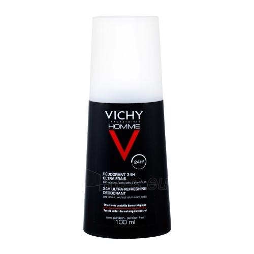 Vichy Homme Ultra Frais Deodorant Cosmetic 100ml Paveikslėlis 1 iš 1 2508910000653