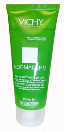 Vichy Normaderm Purifying Cleansing Gel Cosmetic 100ml (testeris) Paveikslėlis 1 iš 1 250840700352