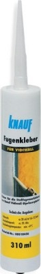Joint adhesive for gypsum fibreboard Knauf Vidiwall-Fugenkleber 310 ml Paveikslėlis 1 iš 1 236780400070