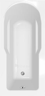 Vonia CERSANIT SANTANA 170x70 + kojos Paveikslėlis 1 iš 1 270716000167