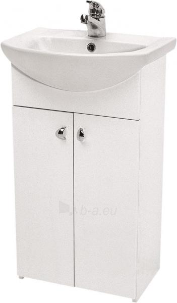Vonios spintelė CERSANIT BIANCO praustuvui LIBRA 50 Paveikslėlis 1 iš 1 250401000323