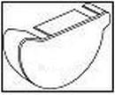 WAVIN Latako dangtelis vidinis (dešininis)160 mm (raudonas) Paveikslėlis 1 iš 1 237520600124