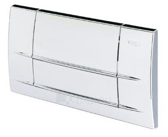 WC klavišas VISIGN FOR LIFE 3 plastic/balt. Paveikslėlis 1 iš 1 270790200061