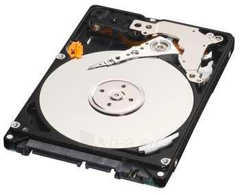 WD SCORPIO BLUE 250GB 2.5'' SATA2 5,4K 8M Paveikslėlis 1 iš 1 250255510325