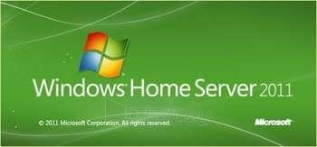 WIN HOME SERVER 2011 64B 10CLT EN OEM(1) Paveikslėlis 1 iš 1 250259500055