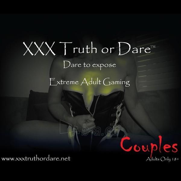 XXX Truth or Dare - Tiesa arba Drąsa Paveikslėlis 1 iš 2 2514153000014