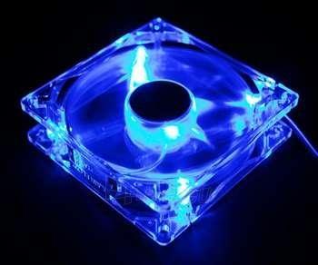 ZALMAN CASE FAN 120X120MM BLUE LED Paveikslėlis 1 iš 1 250255200198