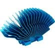 ZALMAN NORTHBRIDGE PASSIVE COOLER BLUE Paveikslėlis 1 iš 1 250255200302