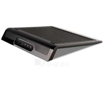 ZALMAN ZM-NC3000U BLACK NOTEBOOK COOLER Paveikslėlis 1 iš 1 250255200314