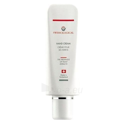 Zepter Swisso Logical Hand Cream Cosmetic 100ml Paveikslėlis 1 iš 1 250850400050