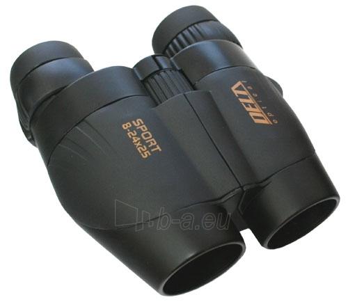 Žiuronai Delta Optical Sport 8-24x25 Paveikslėlis 1 iš 1 251540100067