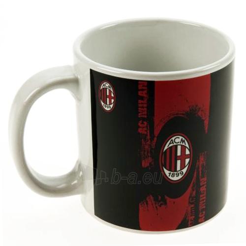 A.C. Milan didelis puodelis (Logotipas) Paveikslėlis 1 iš 4 251009000049