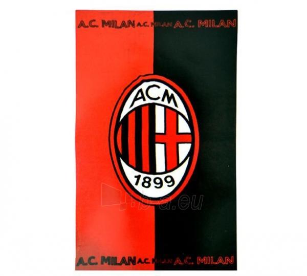 A.C. Milan rankšluostis (Juoda-raudona) didelis Paveikslėlis 1 iš 2 251009001168