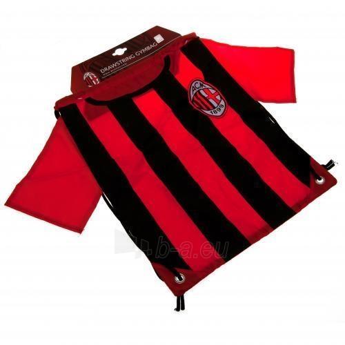 A.C. Milan sportinis marškinėlių formos maišelis Paveikslėlis 2 iš 3 251009001216