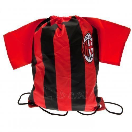A.C. Milan sportinis marškinėlių formos maišelis Paveikslėlis 3 iš 3 251009001216