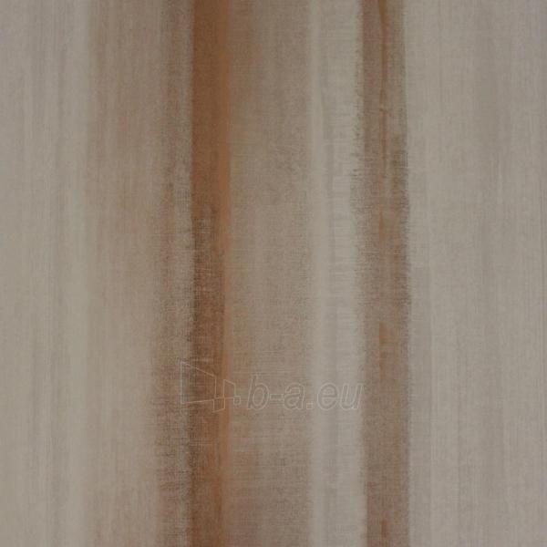 AC 18533 ARCADIA, 10,05x0,53m, rusvi juostomis tapetai, Melyl. Vlies Paveikslėlis 1 iš 1 310820016619