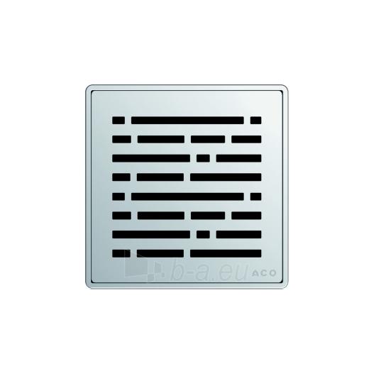 Aco kvadratinės grotelės MIX, nerakinamos Paveikslėlis 1 iš 1 270790000035