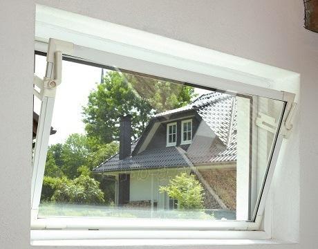 ACO plastic window utility rooms 500x500 mm. Paveikslėlis 1 iš 3 310820038249