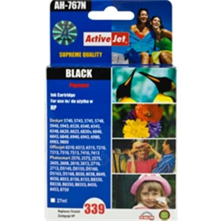 ActiveJet ink HP 8767 black NR 339 Paveikslėlis 1 iš 1 250256003148