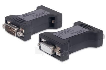 Adapteris Digitus RS232 do TTL adapter Paveikslėlis 1 iš 3 250255081605