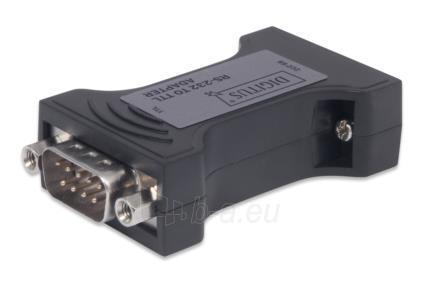 Adapteris Digitus RS232 do TTL adapter Paveikslėlis 3 iš 3 250255081605