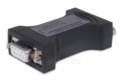 Adapteris Digitus RS232 Optic isolator Paveikslėlis 2 iš 3 250255081606