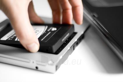 Adapteris Digitus SSD/HDD Installation Frame SATA to IDE, 9,5mm Paveikslėlis 2 iš 3 250255081607